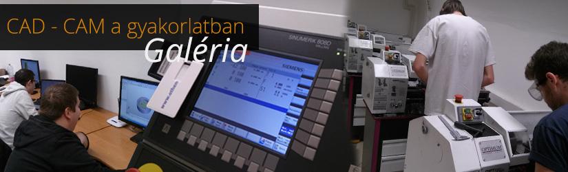CAD-CAM informatika a gyakoratban