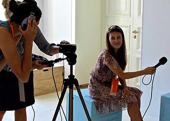 Médiaművészeti program- és projektszervező tanfolyam
