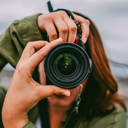 Fotós tanfolyam - Közeli fotó objektívről