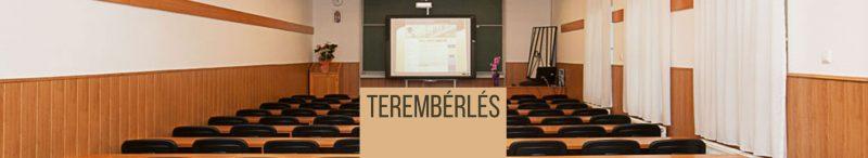 TEREMBÉRLÉS – ÁLTALÁNOS INFORMÁCIÓ