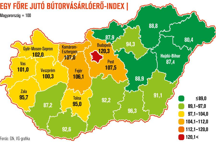 Új trend a magyar lakásokban