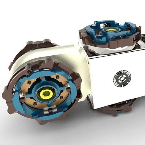 Számítógépes műszaki rajzoló tanfolyam - 3D rajz mechanikus alkatrészről