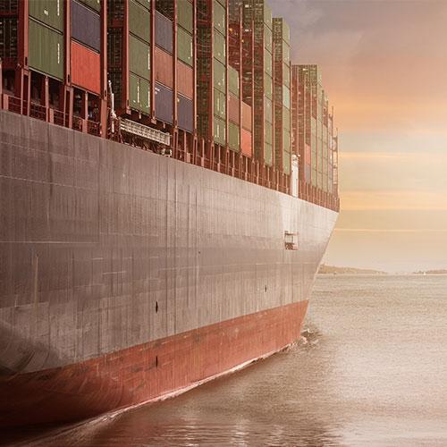 Vámügyintéző tanfolyam - Hajó oldalról