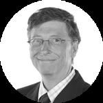 Bill Gates portréfotó - Javascript tanfolyam