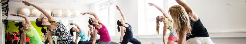 Csoportos fitness instruktor tanfolyam (Aerobik oktató)