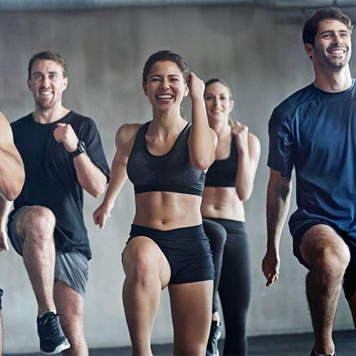 Csoportos fitness instruktor tanfolyam - Fitness csoport