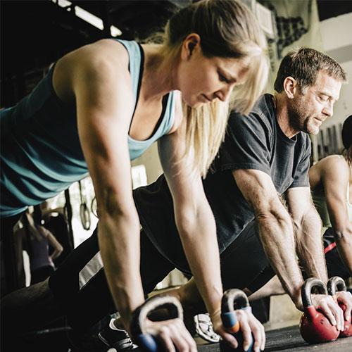 Csoportos fitness instruktor tanfolyam - Fitness edzés