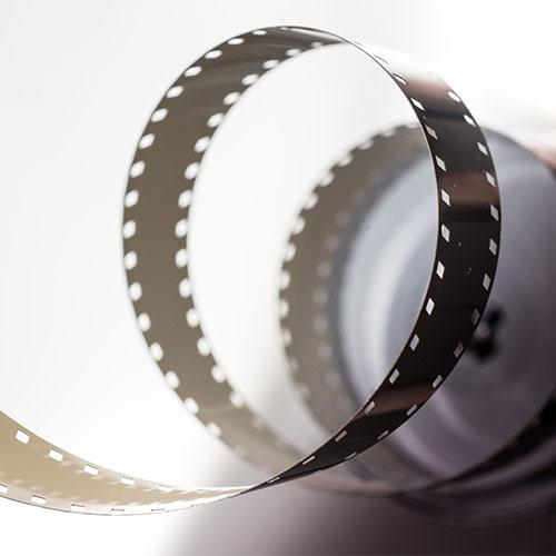 Mozgókép -és animációkészítő tanfolyam - Filmtekercs