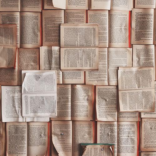 Segédkönyvtáros tanfolyam - Könyvek