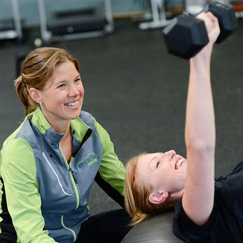 Személyi edző tanfolyam - Edzés súlyzókkal