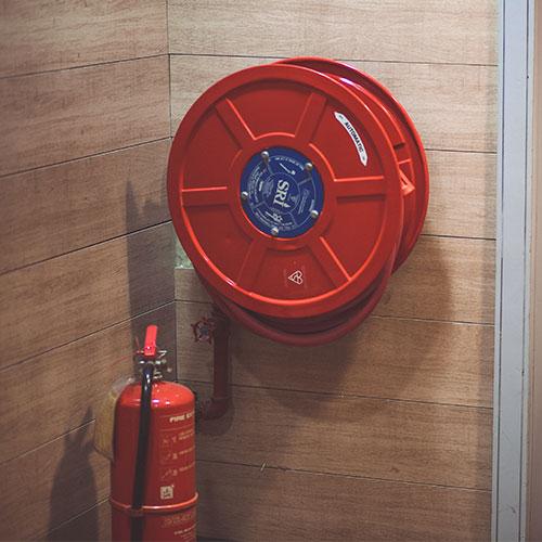 Tűzvédelmi előadó tanfolyam - Tűzoltó készülék