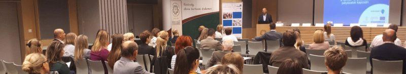"""Oktatási igazgatónk is prezentál a """"Munkahelyi képzések támogatása"""" rendezvénysorozaton"""