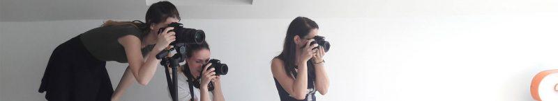Egy nap fotográfus tanfolyamunkon