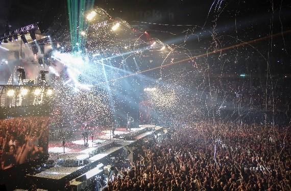 Rendezvényszervező cikk képek- koncert