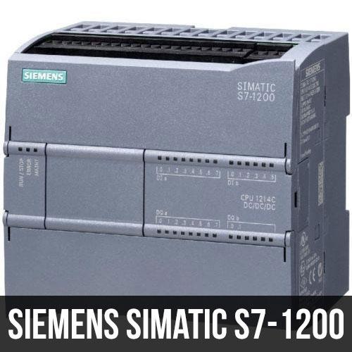 PLC haladó tanfolyam - Siemens Simatic S7-1200
