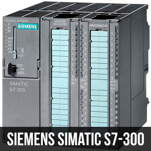 PLC haladó tanfolyam - Siemens Simatic S7-300