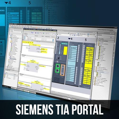 PLC haladó tanfolyam - Siemens TIA Portal