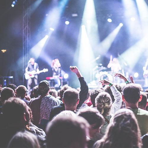 Kulturális rendezvényszervető tanfolyam képgaléria - Koncert