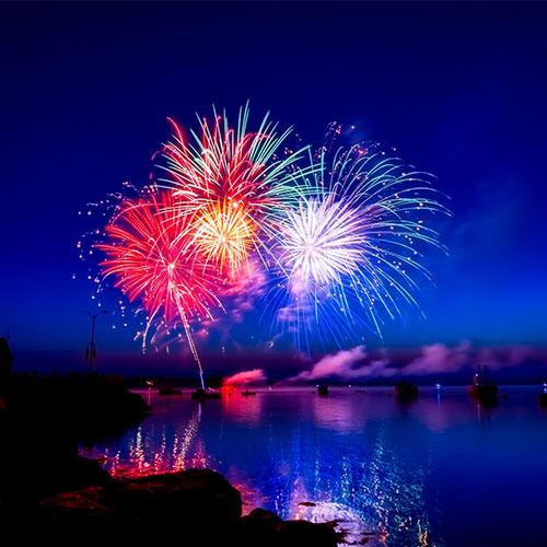 Kulturális rendezvényszervető tanfolyam képgaléria - Ünnepség és tűzijáték