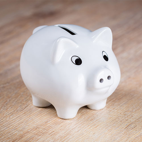 Pénzügyi-számviteli ügyintéző képzés - malacpersely fotó