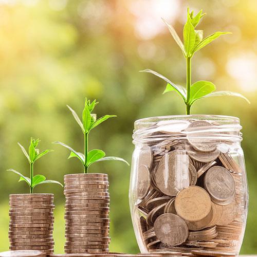 Pénzügyi-számviteli ügyintéző tanfolyam - Növekedési ábra