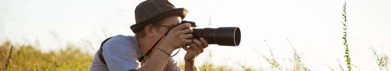 Fotográfus képzés (Művészeti és médiafotográfus)