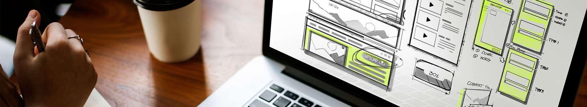 Junior frontend fejlesztő online képzés