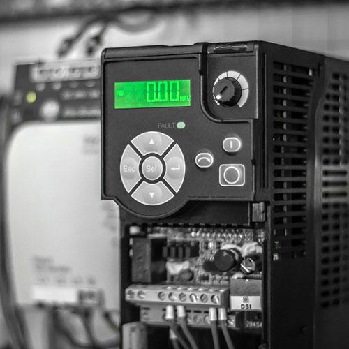 PLC programozó kontroller