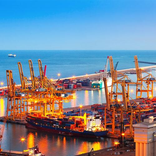 Vámügyintéző képzés - Kikötő