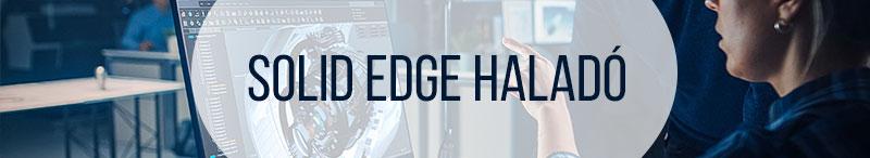 Solid Edge haladó szintű képzés online