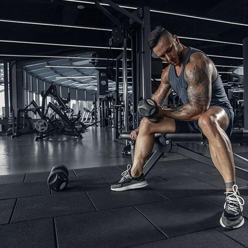 Fitness instruktor tanfolyam - Edzés edzőteremben